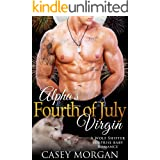 Alpha's Fourth of July Virgin: A Wolf Shifter Surprise Baby Romance (Alpha's Virgin Book 7)