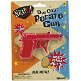 Potato Gun (Die-Cast) Also serves as a limited roll cap gun. by Toysmith