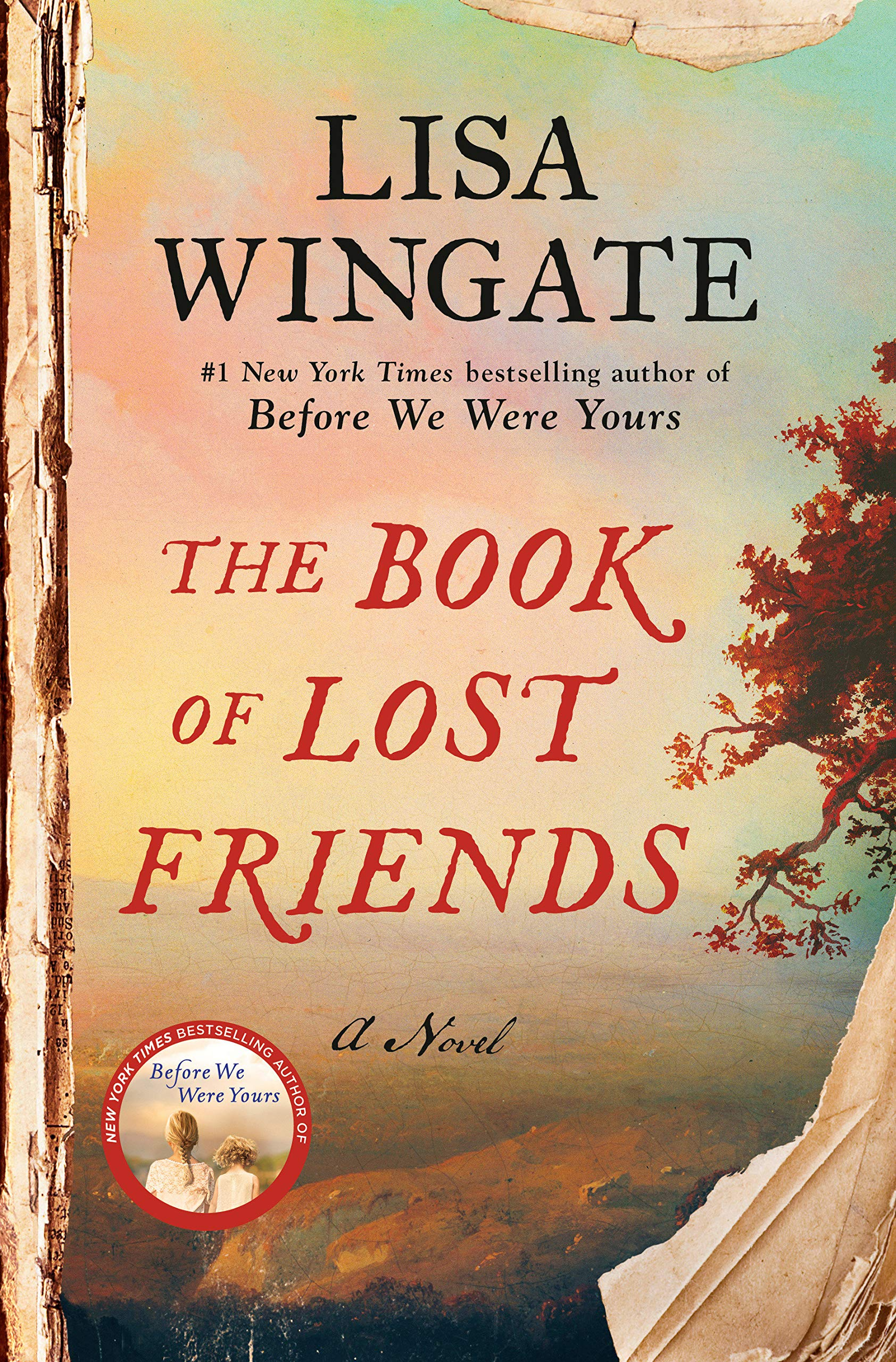 The Book of Lost Friends: A Novel: Wingate, Lisa: 9781984819888:  Amazon.com: Books