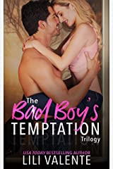 The Bad Boy's Temptation Trilogy: A Best Friend's Older Brother Romance Kindle Edition