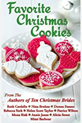 Favorite Christmas Cookies Kindle Edition