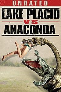 Lake Placid Vs. Anaconda Unrated