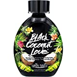 Tanning Paradise Black Coconut Love Tanning Lotion | Coconut Oil | Age-Defying | Tattoo Protecting Formula | Ultra Hydrating