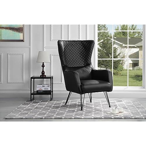 innovative modern high back living room chairs | High Back Living Room Chairs: Amazon.com