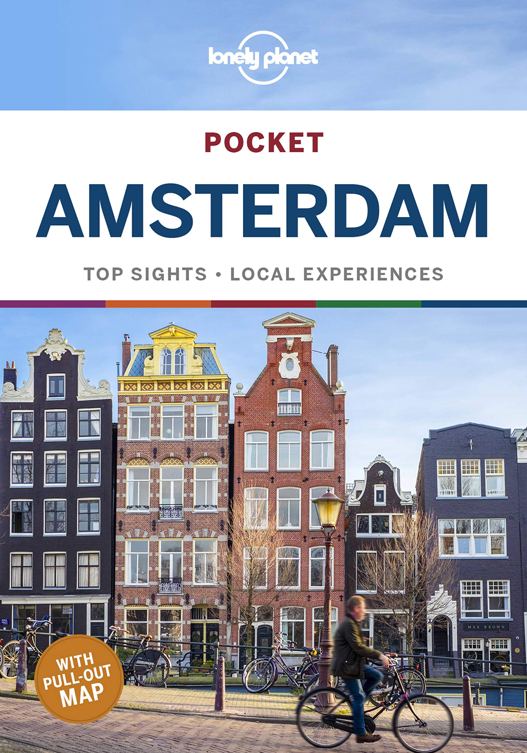 Lonely Planet Pocket Amsterdam Lonely Planet Le Nevez Catherine Morgan Kate Woolsey Barbara 9781787016132 Books
