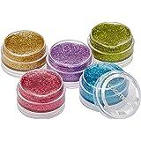 Glitter Cremoso Light Kit 5 Cores, Colormake
