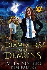 Diamonds and Demons: Supernatural Academy Reverse Harem (Beautiful Beasts Academy Book 2) Kindle Edition
