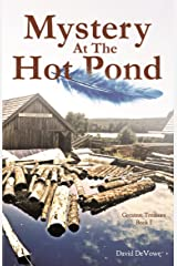 Mystery at the Hot Pond (Greatest Treasure Book 1) Kindle Edition