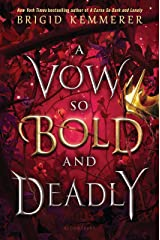 A Vow So Bold and Deadly (The Cursebreaker Series Book 3) (English Edition) eBook Kindle