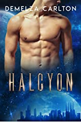 Halcyon: An Alien Scifi Romance (Colony: Aqua series Book 1) Kindle Edition