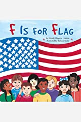 F Is for Flag (Reading Railroad Books) Paperback