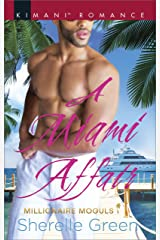 A Miami Affair (Millionaire Moguls Book 2) Kindle Edition