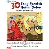 30 Easy Spanish Guitar Solos (GUITARE)