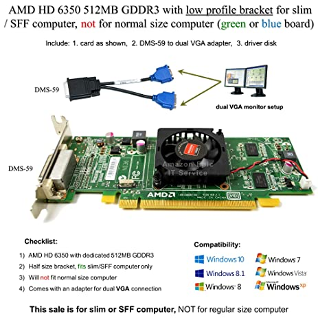 amd all in 1 with vga driver