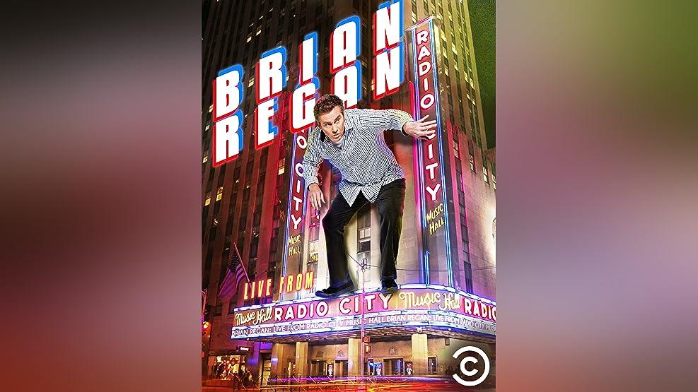 Brian Regan: Live From Radio City Music Hall