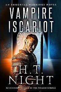 Vampire Iscariot (Immortal Warriors Book 14)