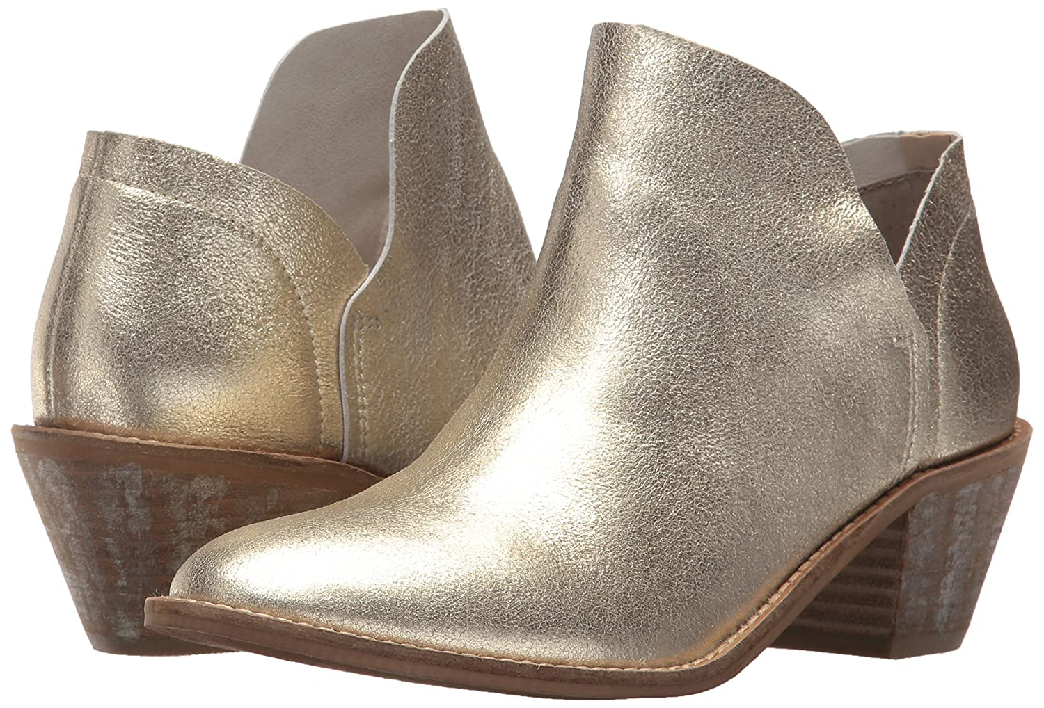 Kelsi Dagger Brooklyn Women's Kenmare Ankle Boot B073455GKX 7 B(M) US|Platinum