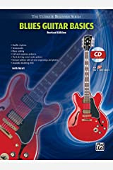 Ultimate Beginner Blues Guitar Basics: Steps One & Two, Book & CD (The Ultimate Beginner Series) Paperback