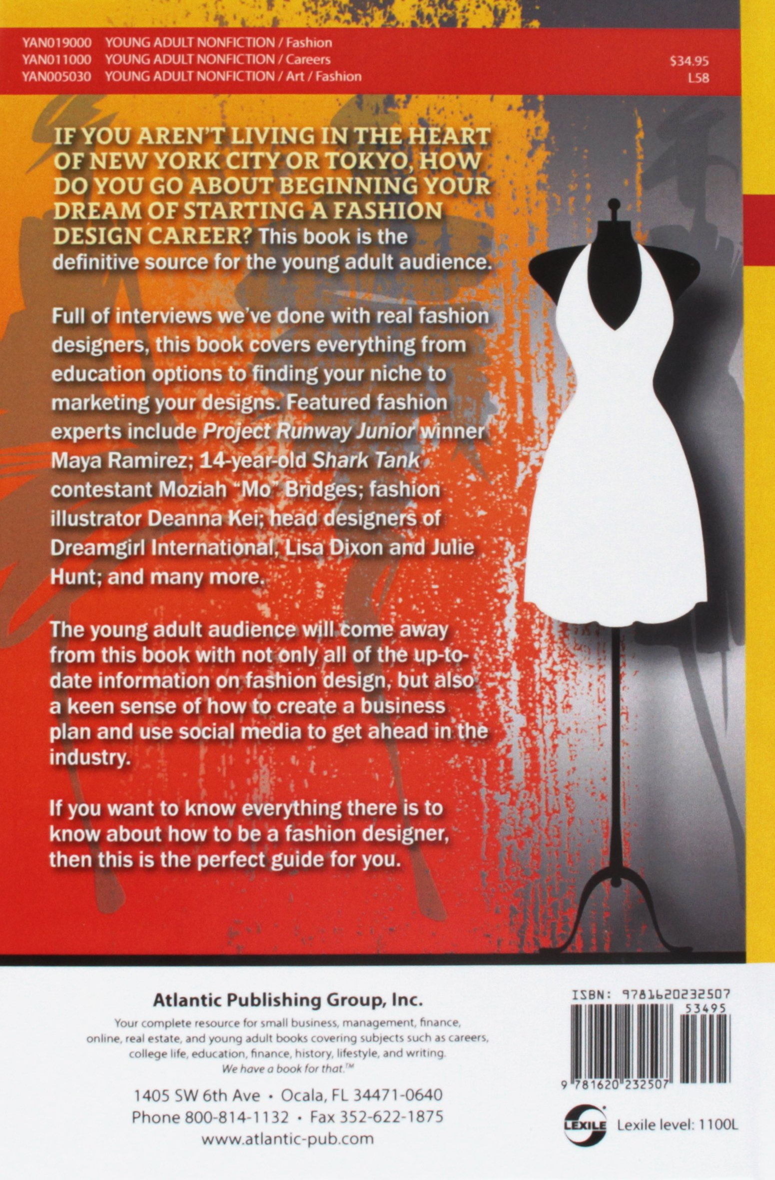 Buy So You Want To Be A Fashion Designer Here S The Info You Need Book Online At Low Prices In India So You Want To Be A Fashion Designer Here S The