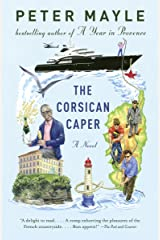 The Corsican Caper: A novel (Sam Levitt Capers Book 3) Kindle Edition