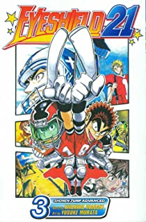 TOME TÉLÉCHARGER 1 SCAN EYESHIELD 21