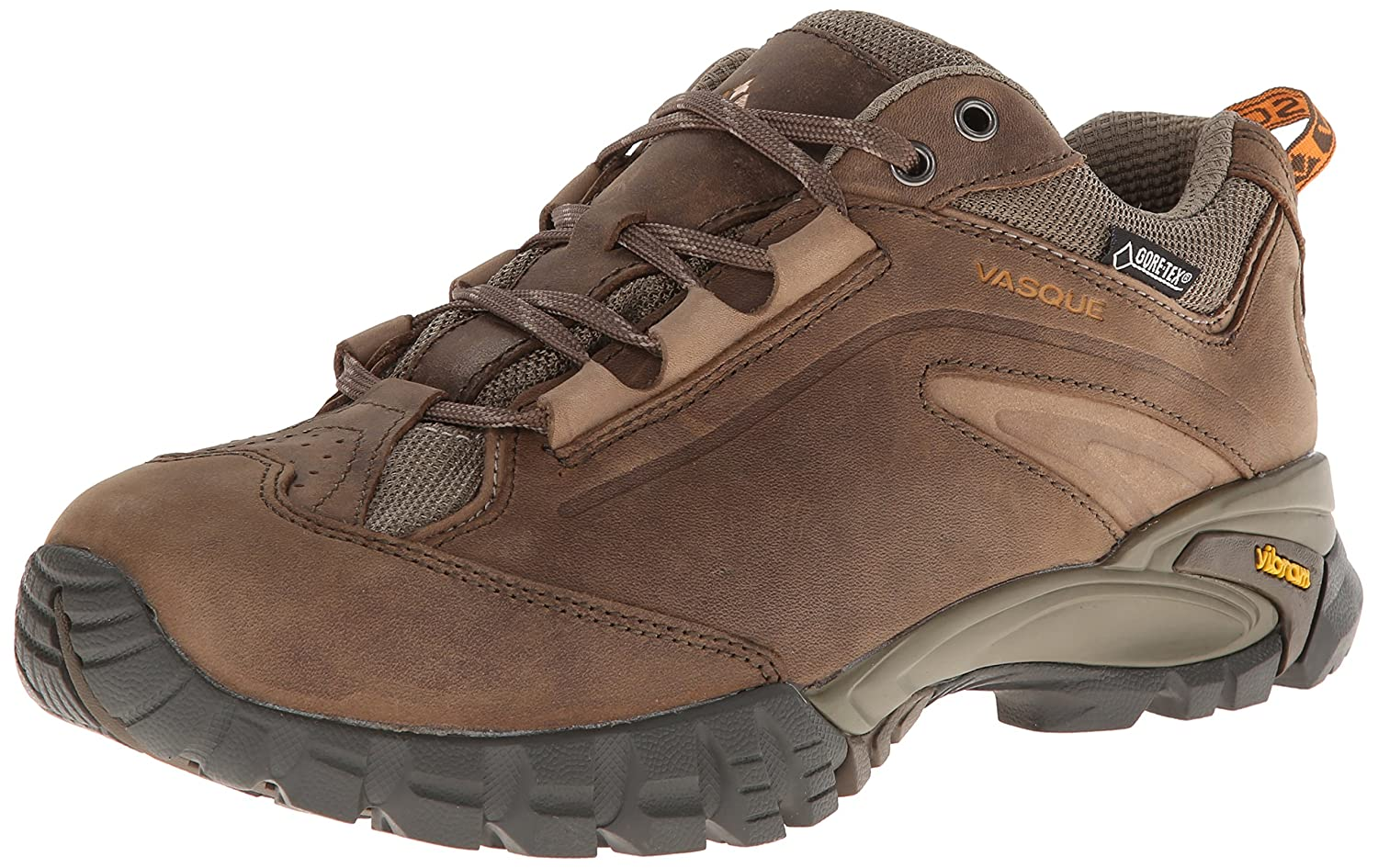 Vasque Women's Mantra 2.0 Gore-Tex Hiking Shoe B005EQAFUK 7.5 B(M) US|Canteen/Orange Peel
