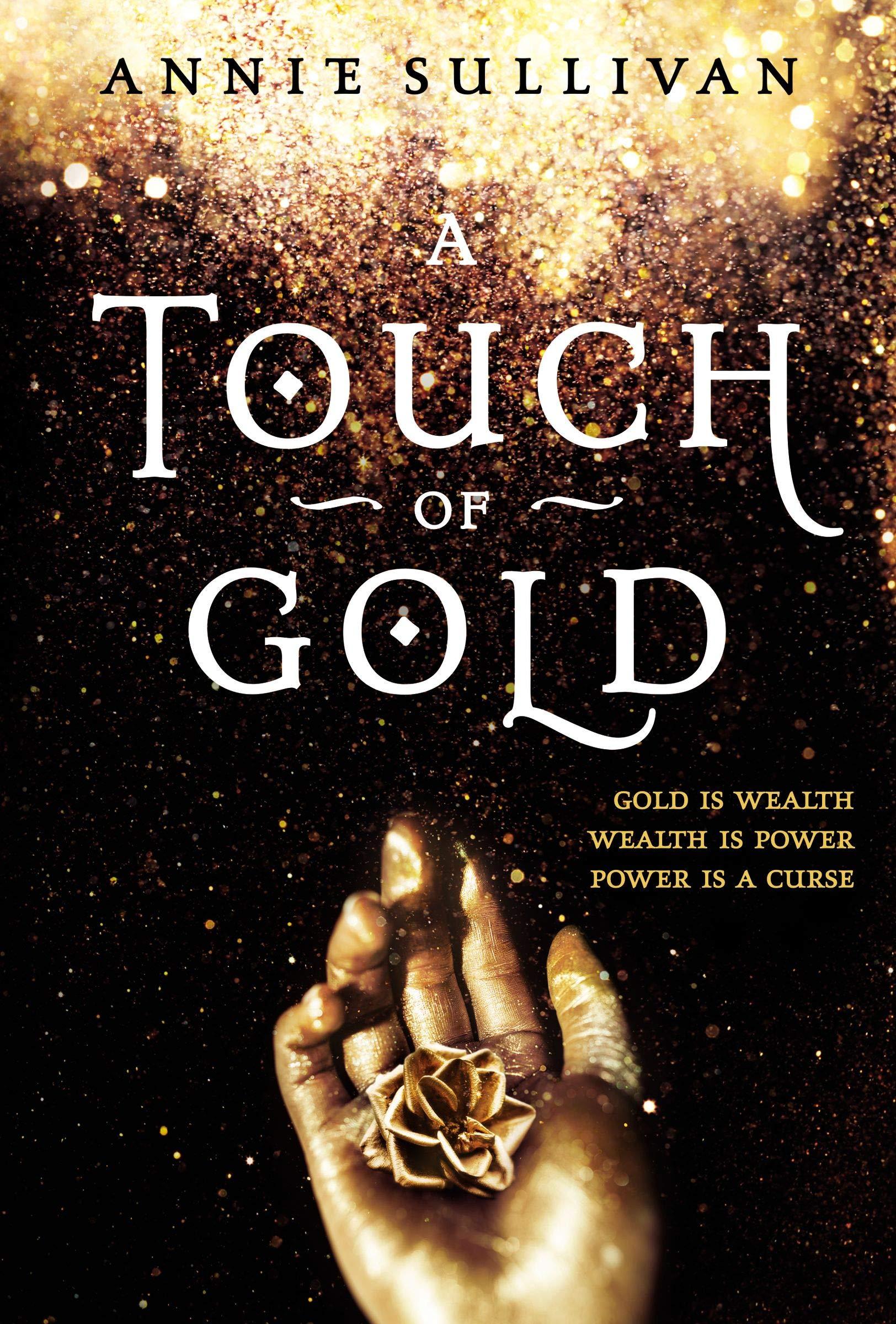 A Touch of Gold: Amazon.ca: Sullivan, Annie: Books