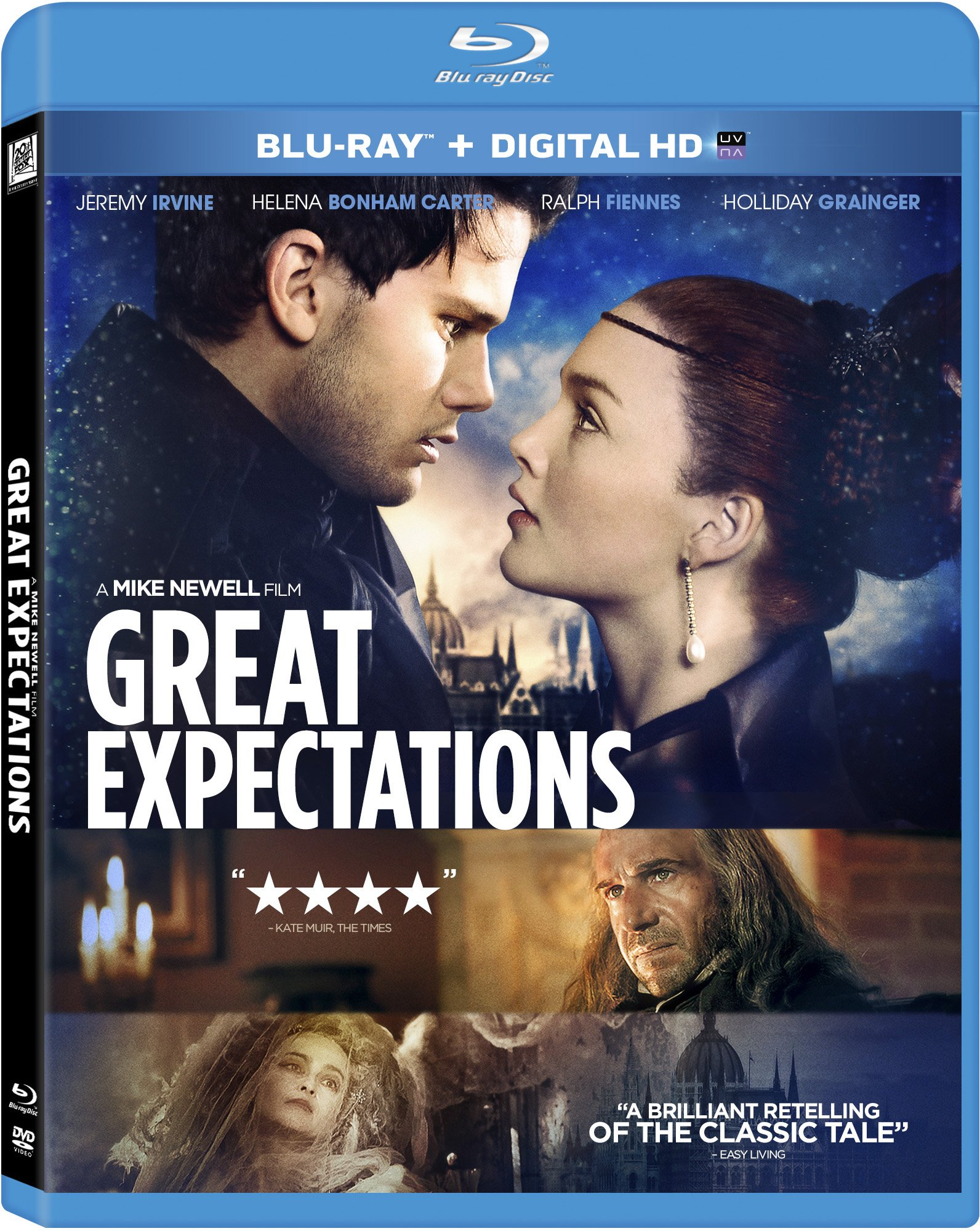 Blu-ray : Great Expectations (, AC-3, Widescreen, Digital Theater System)