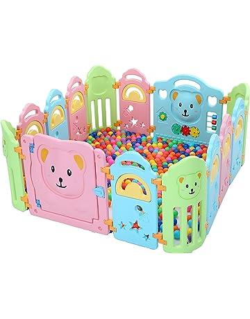 Surreal bebé Playpen - parque infantil de plástico