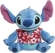 Disney Stitch Bean Plush - Hawaiian Shirt