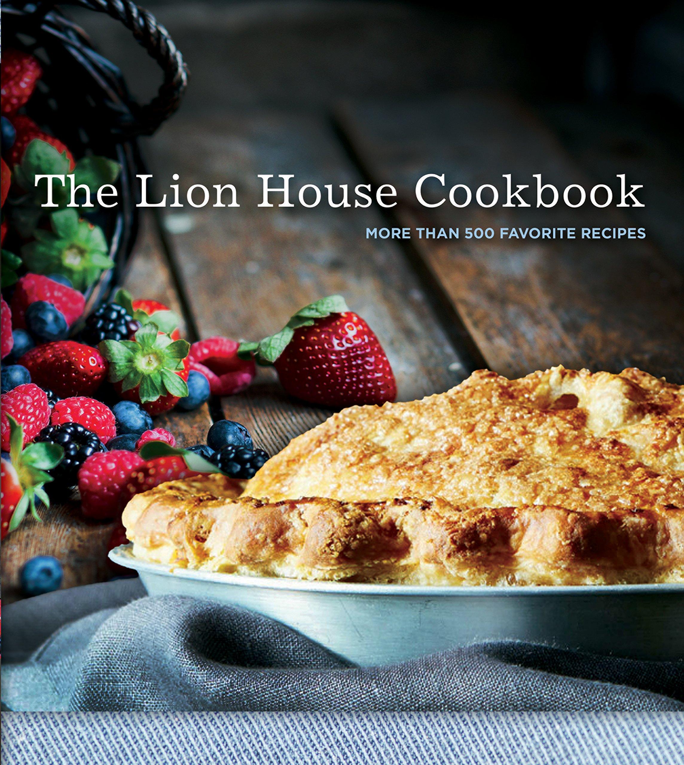 Lion House Bakery Cookbook