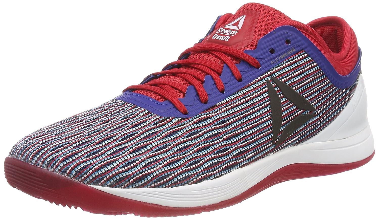 Reebok de R Crossfit Nano 8.0, Chaussures de Reebok Fitness Homme 40 EU|Multicolore (Excellent Redteam Dark Royalwhite) bee1c8