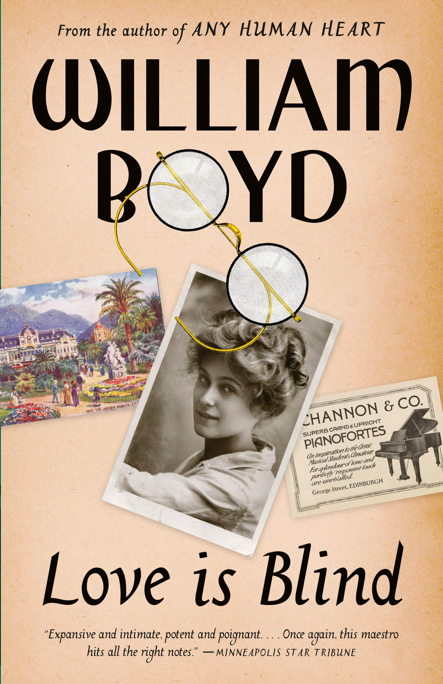 Love Is Blind (Vintage International): Amazon.es: Boyd, William ...