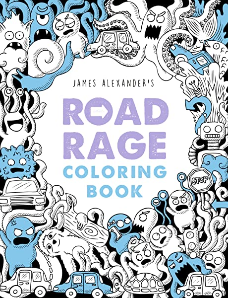 Release Your Anger Midnight Edition An Adult Coloring Book With 40