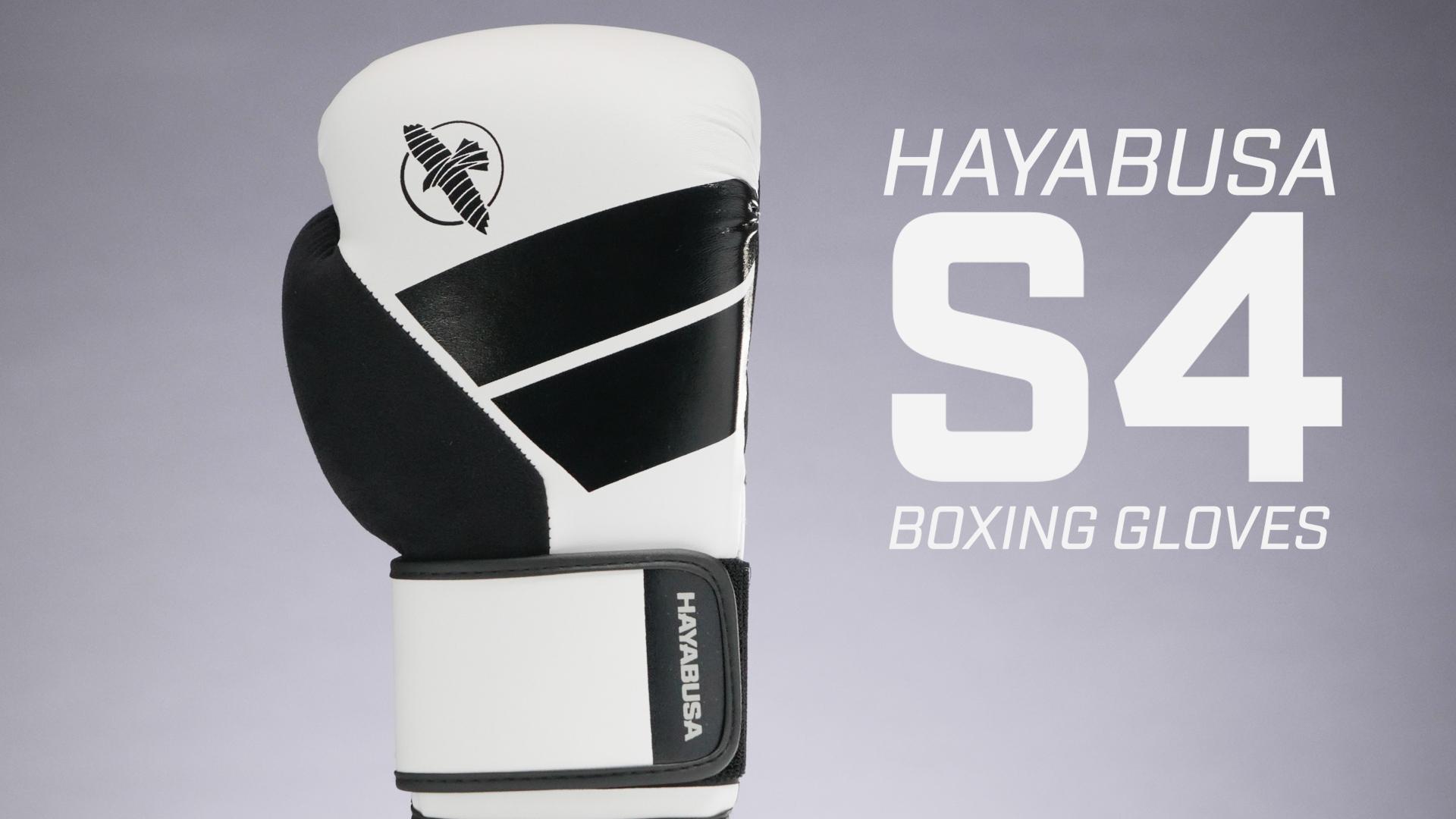 [해외구매대행 $49 99] Hayabusa Boxing S4 Training Gloves