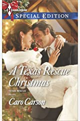 A Texas Rescue Christmas (Texas Rescue series Book 2)