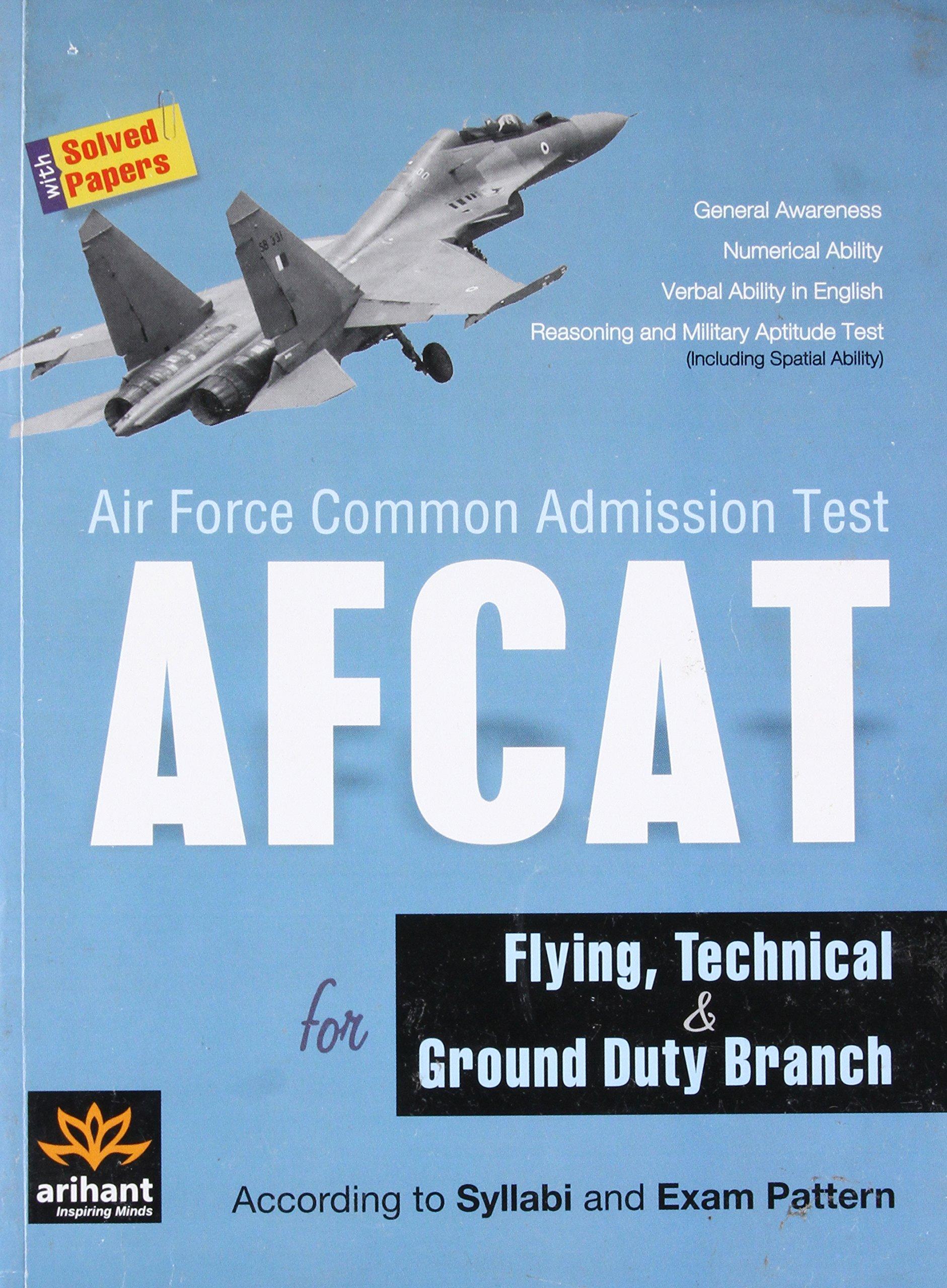 Afcat Arihant Pdf