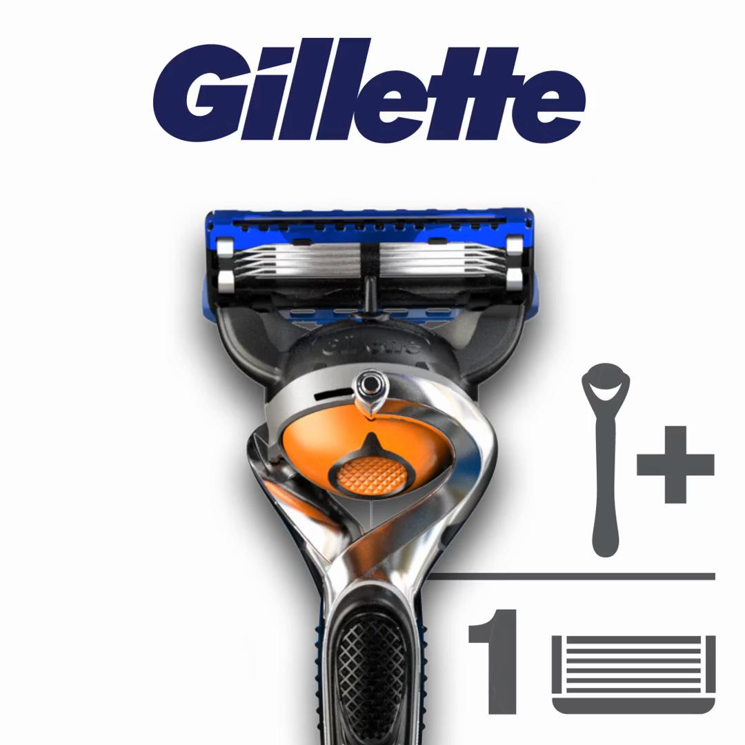 Gillette Fusion ProGlide Maquinilla de Afeitar para hombre con ...