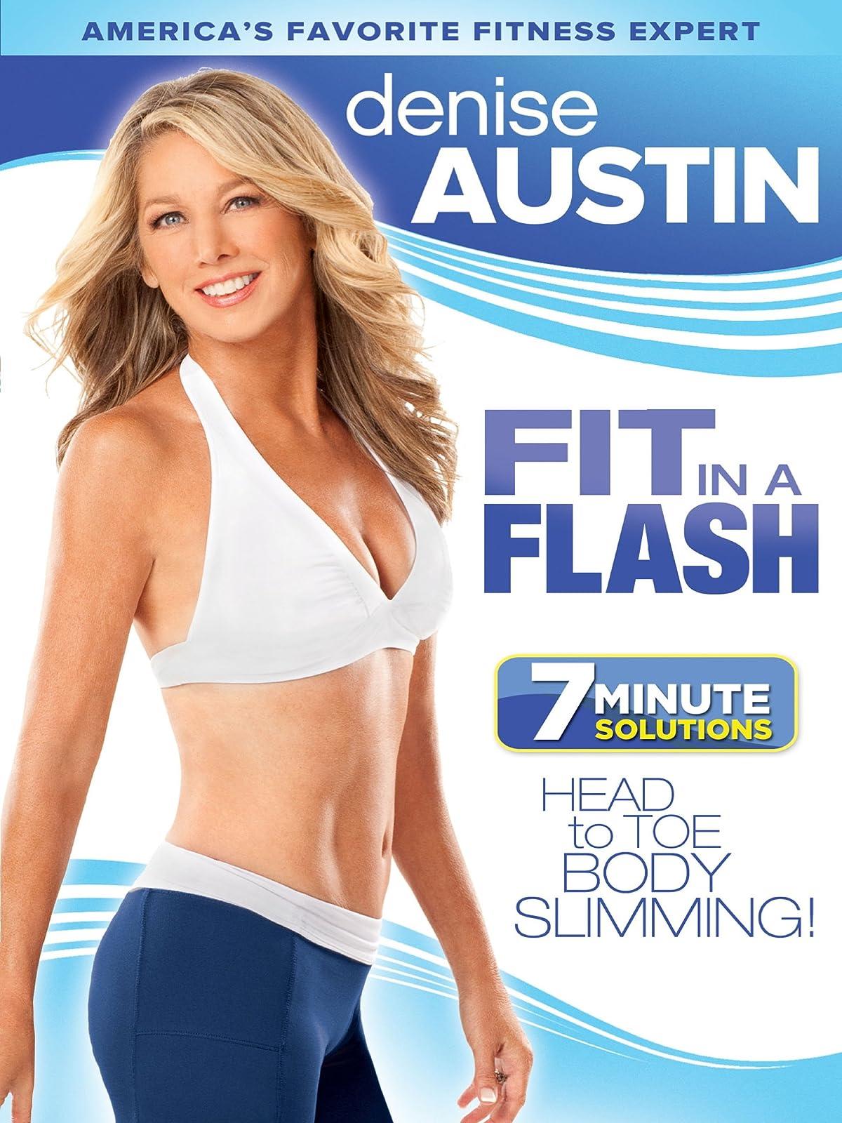 Denise austin antrenament inferior al corpului