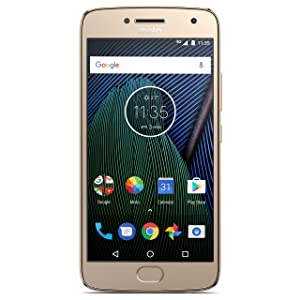 Motorola Moto G5s (Fine Gold, 32GB): Amazon in: Electronics
