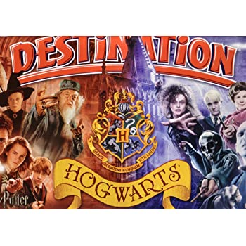 how to make a harry potter board game