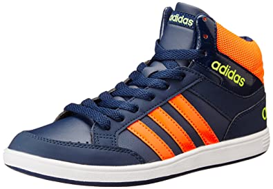 sports shoes 55ca5 bf9e6 ... shop adidas neo hoops mid k children sneaker blue b74655 size38 2 3  76a58 c9cad