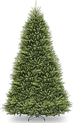Prugist Illuminati Collection 12' Dunhill Fir Hinged Tree