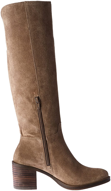 Lucky Brand Women's Ritten Riding Boot B01IQ6CYS0 6.5 B(M) US|Brindle
