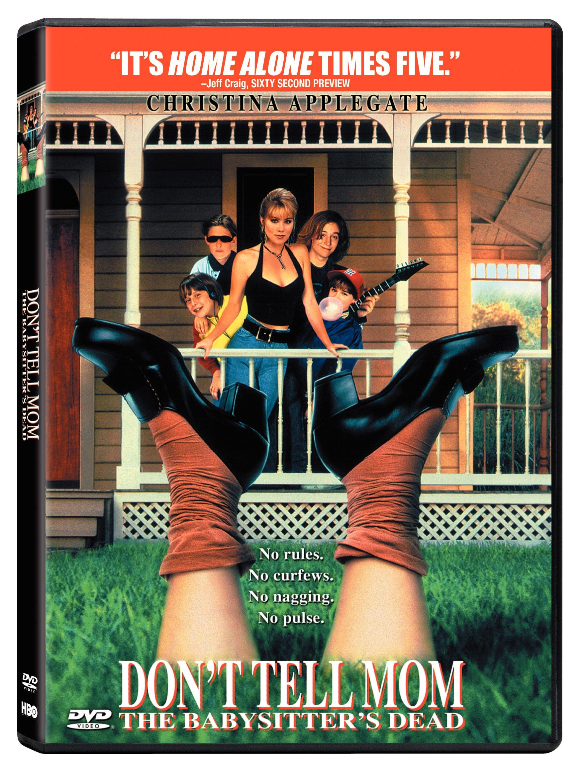 DVD : Don't Tell Mom The Babysitter's Dead [Full Frame] [Repackaged] (Full Frame, , Dubbed, Dolby, AC-3)