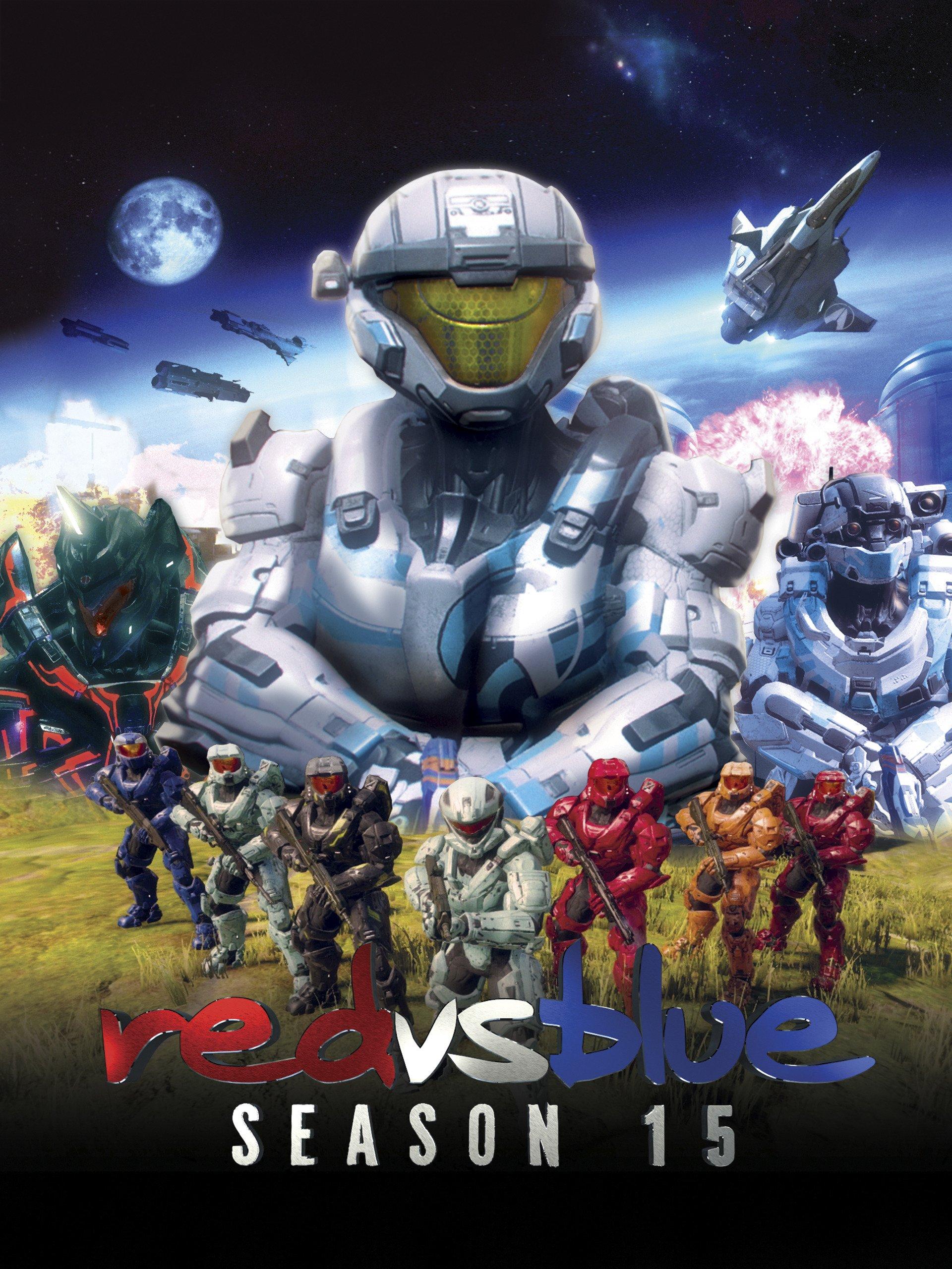 Watch Red Vs Blue Season 15 Prime Video