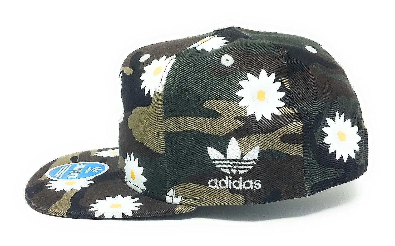 320eb08b9f9 ... greece amazon adidas classic camouflage daisy snapback hat miami heat  home kitchen ec0e4 0ab53