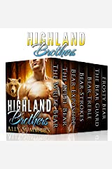 The Highland Brothers Kindle Edition