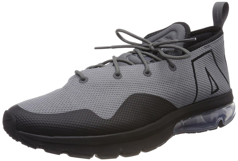 Nike Air MAX Flair 50, Zapatillas de Running para Hombre 46 EU Multicolor (Dark Grey/Black-meta 003)