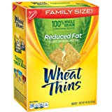 Wheat Thins Crackers, Reduced Fat, 14.5 oz